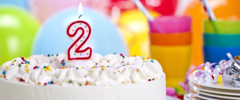 Il nostro secondo compleanno