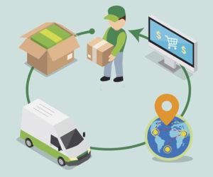 Nuovi servizi di logistica specializzata per e-commerce.