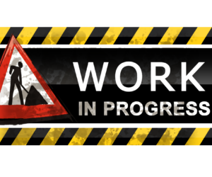 Work in progress!